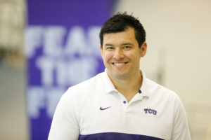 TCU Head Coach James Winchester Talks Climbing the Mountain in the Big 12