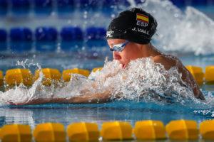 Campeonato de España día 3: Jessica Vall roza la mínima olímpica en 100 braza