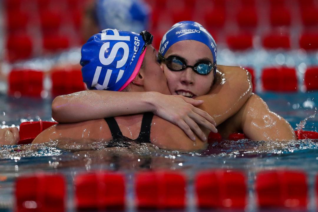 Día 1 Campeonato de España: Jimena Pérez se gana el pasaporte olímpico