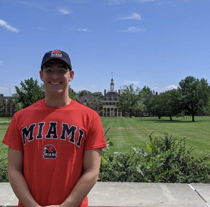 Miami University (OH) Receives Commitment From Jonah Karschnik