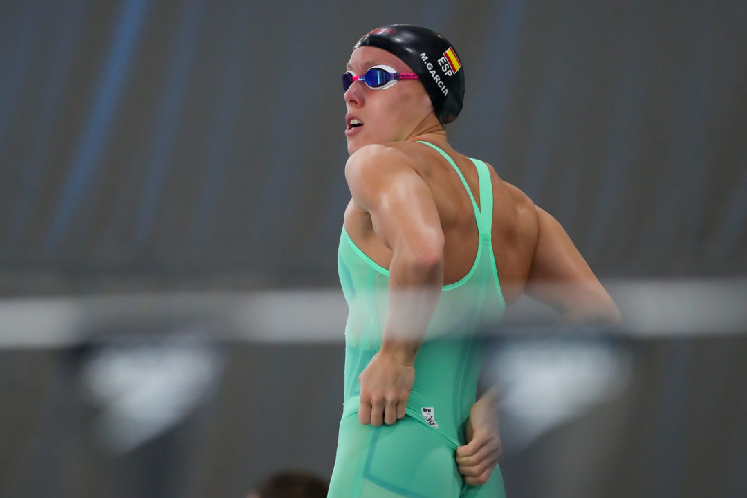 Garcia and Rodriguez Vie To Nab Second Spanish Olympic Slot In 200 Breast