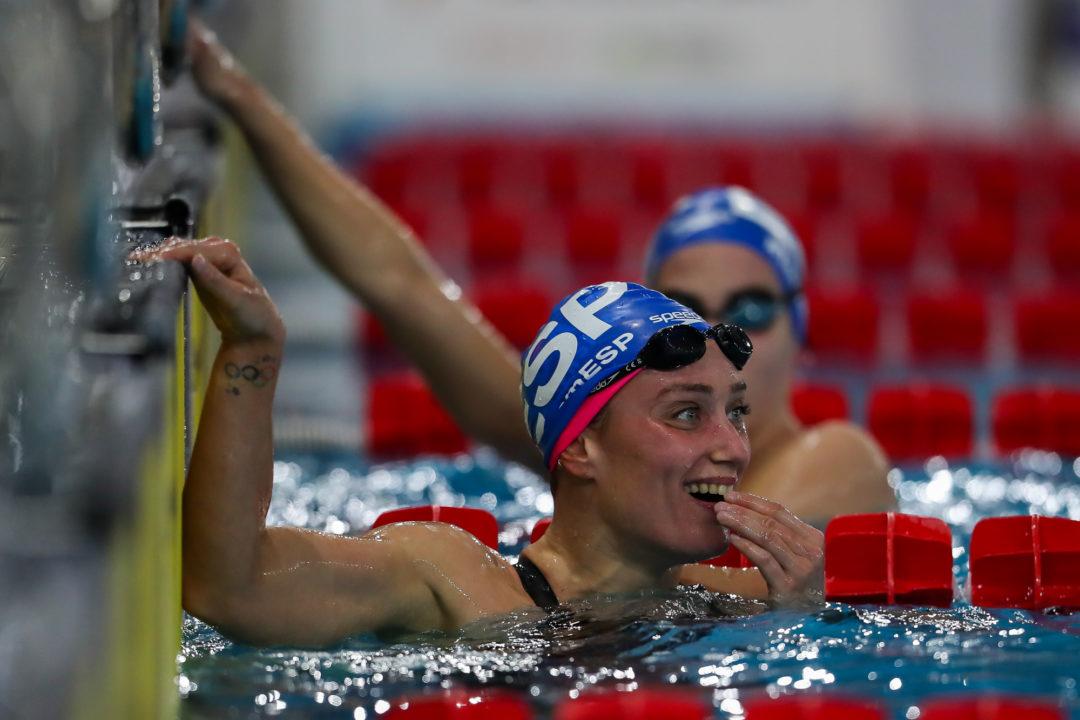 Zamorano, González, García y Belmonte consiguen nuevas mínimas olímpicas