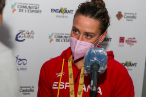 Spain's Olympic Champion Belmonte Withdraws From European C'Ships