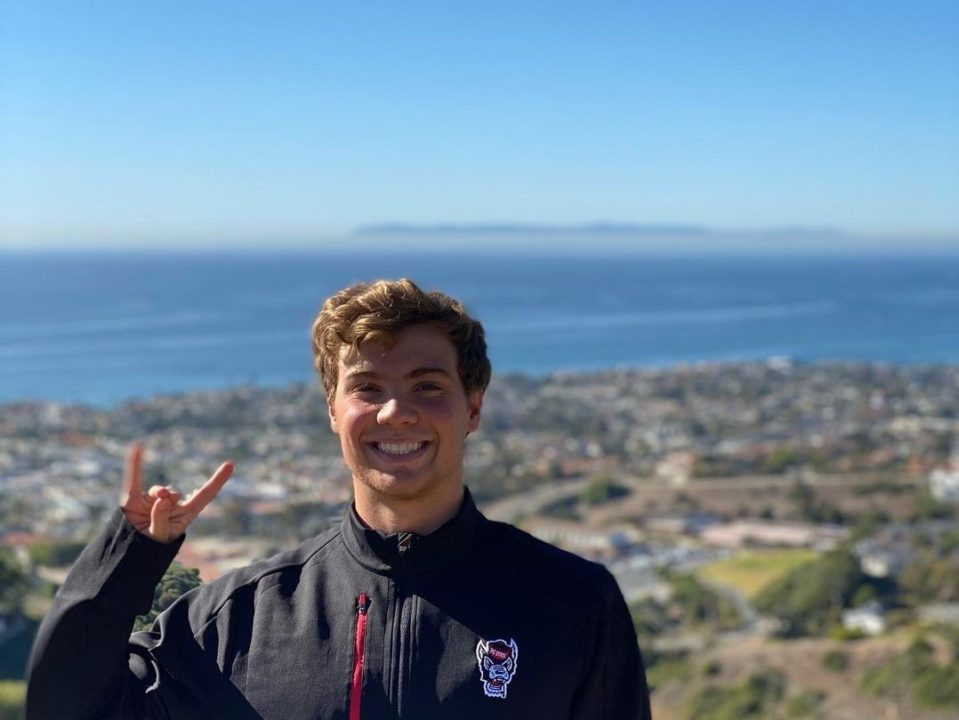 Will Gallant Announces Transfer to NC State's Class of 2024