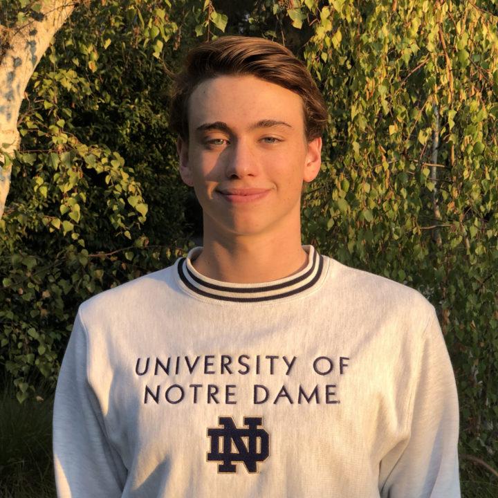 2019 Winter Juniors Qualifier Hugo Thomas Sends Verbal to Notre Dame for 2021