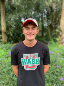 Pace Edwards Takes NCAA-Qualifying Times to D3 WashU in St. Louis