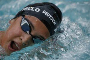 Delfina Pignatiello, tricampeona en Brasil con una nueva marca olímpica