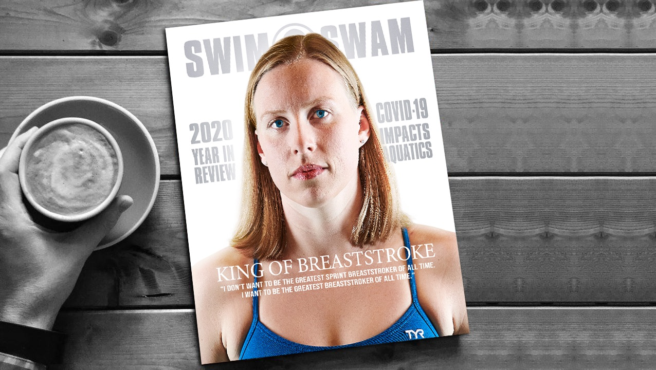Get the 2020 Year in Review SwimSwam Magazine For Your Swimmer's Holiday Gift
