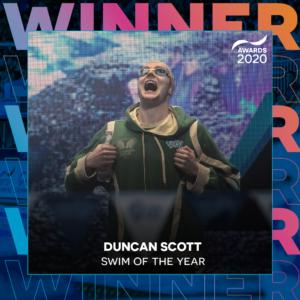 Duncan Scott's ISL 200 Free Wins British Swimming's 'Swim Of The Year'