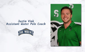 Justin Vink Joins Mount Water Polo as Assistant Coach