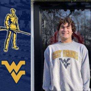 West Virginia Picks Up Greensboro Swimming Association's Reilly Keaney (2021)