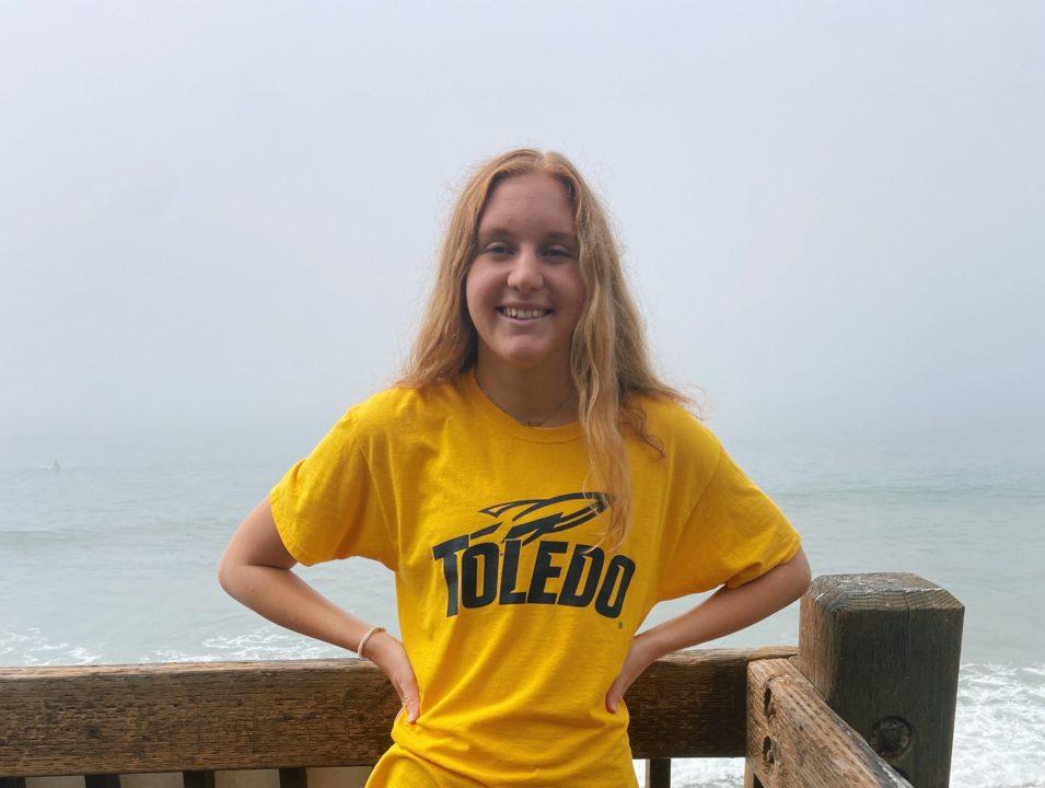 Distance Specialist Gillian Swift Sends Verbal Commitment to Toledo