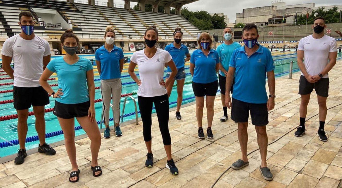 El Dream Team de la natación argentina, listo para el Selectivo Nacional