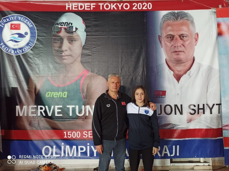 15-Yr-Old Merve Tuncel Beats World Junior Record 1500 Benchmark Time