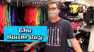 Today, Aqua Knuckles Highlights The Swim Guy in Lawndale, CA
