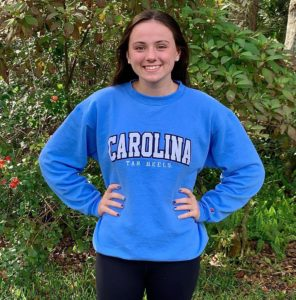 UNC Commit Michelle Morgan Opens 2021 Spring Cup, Orlando With 9:00.53 800 Free