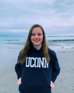 UConn Adds New Hampshire HS Div. 2 Champion Alexis Martino (2022)