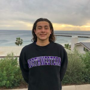 Northwestern Men Launch 2026 Recruiting Class with #15 Tona Zinn