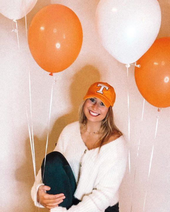 Texas A&M's Top 100 Backstroker, Emma Carlton, Announces Transfer to Tennessee