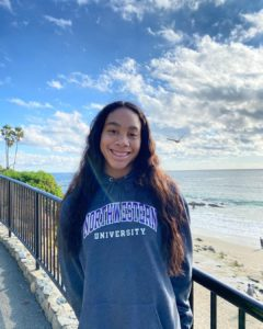 2019 CIF State Relay Champion Lindsay Ervin Verbals to Northwestern (2022)