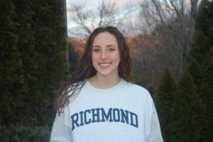 Alabama HS State Champ Julia Krichev Verbals to Richmond (2022)