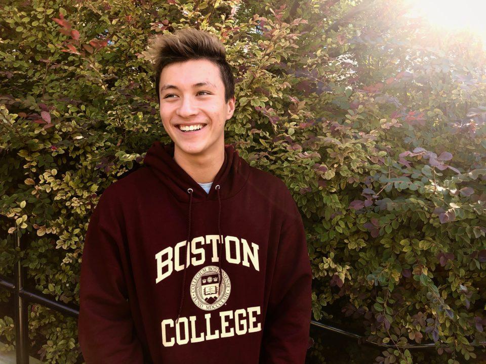 Boston College Picks Up TX Distance Freestyler Lucius Yu-Kisselbach (2021)