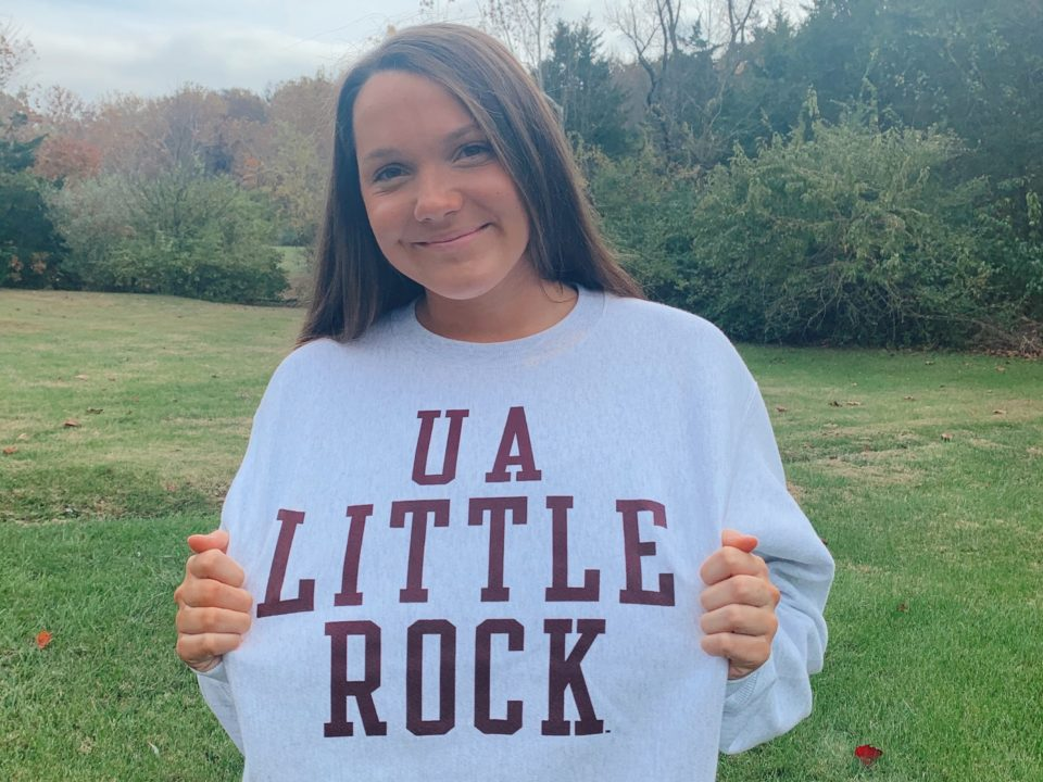 Missouri HS State Champion Olivia Henderson Commits to Little Rock
