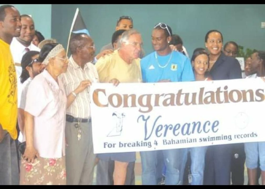 Bert Bell, a Legend and Pillar of Bahamas Swimming, Has Died
