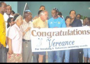 Bert Bell, a Legend and Pillar of Bahamas Swimming, Has Died