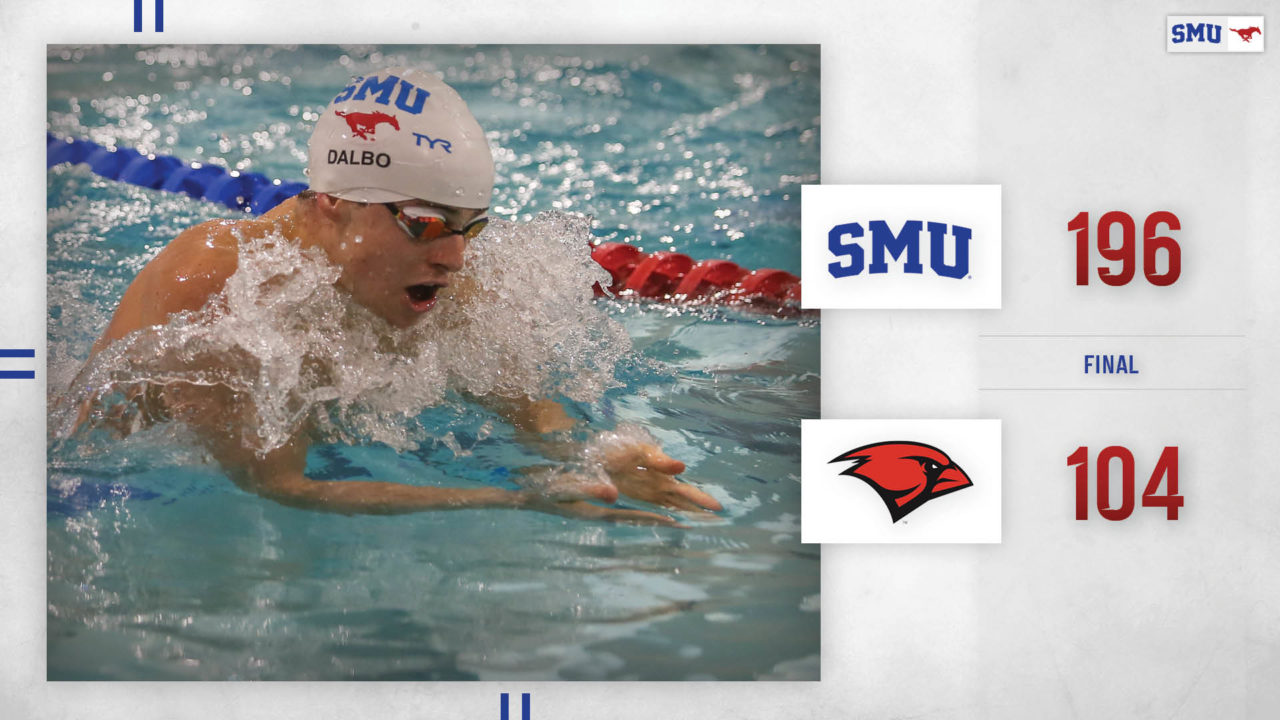 Connor Dalbo Leads SMU To Dominant Road Win Over Incarnate Word