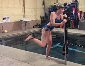 ONE Swim Training: Train Savage – BR Kick Muscles