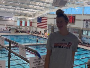 Two-sport Athlete Hannah Gnatt Signs NLI to Swim at Davenport University