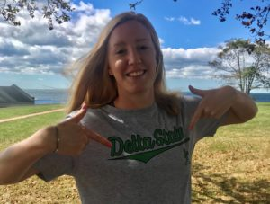 Sydney Crawford (2021) Announces Commitment to Delta State