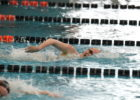 Douglass hits 2:08 200 Breast, Men Come Down to Final Relay, as UVA Sweeps UNC