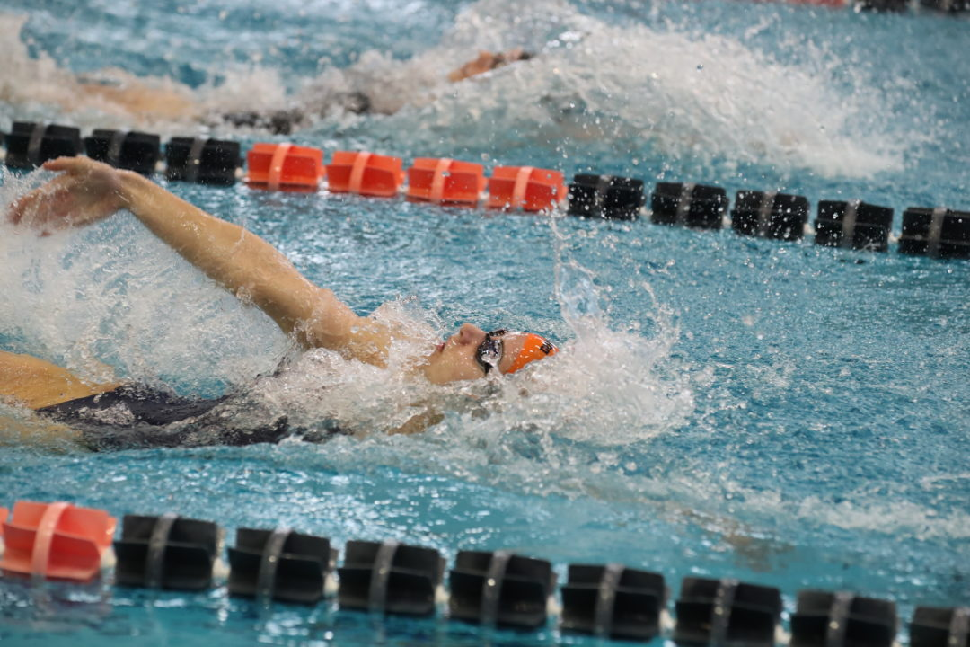 2021 W. NCAAs Previews: A Tight 4-Way Battle in the 400 Medley Relay
