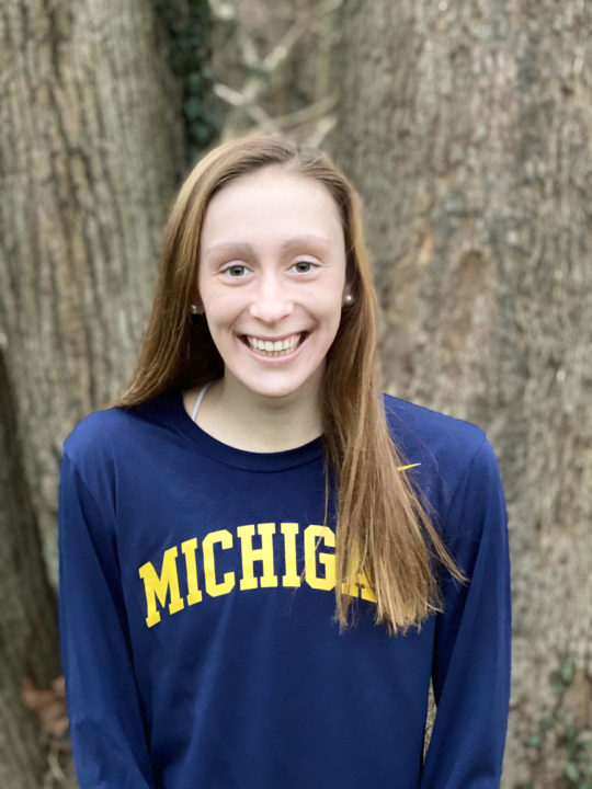 Ella Jo Piersma Follows Family Legacy with Verbal to Michigan (2022)