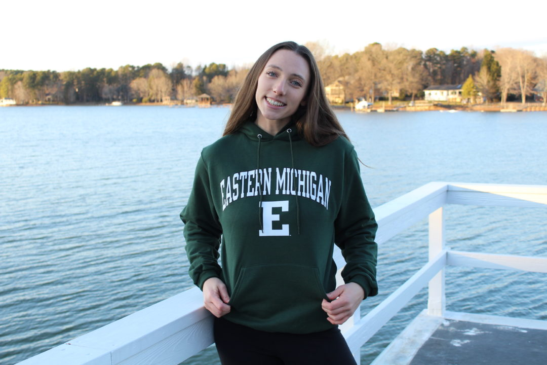 Multi-sport Athlete Madelyn Sursi to Swim at Eastern Michigan in 2021-22