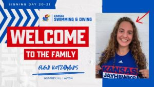 2019 Futures Finalist Eleni Kotzamanis Commits to Kansas