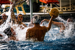 Mount St. Mary's Men's Water Polo Splits Decisions at MAWPC Regionals