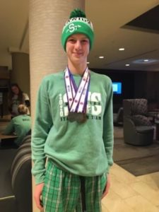 Missouri Swimmer, State Runner-Up Kolby Ruff Critically Injured in Car Crash