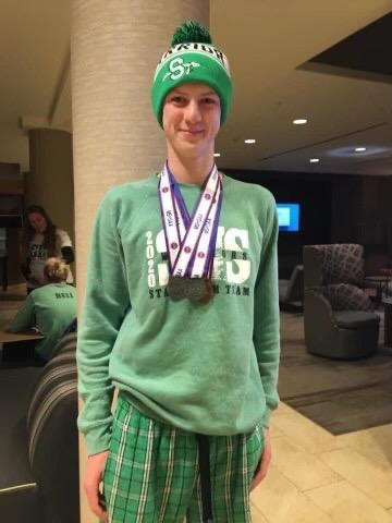 Missouri Swimmer, State Runner-Up Kolby Ruff Critically Injured in Car Crash