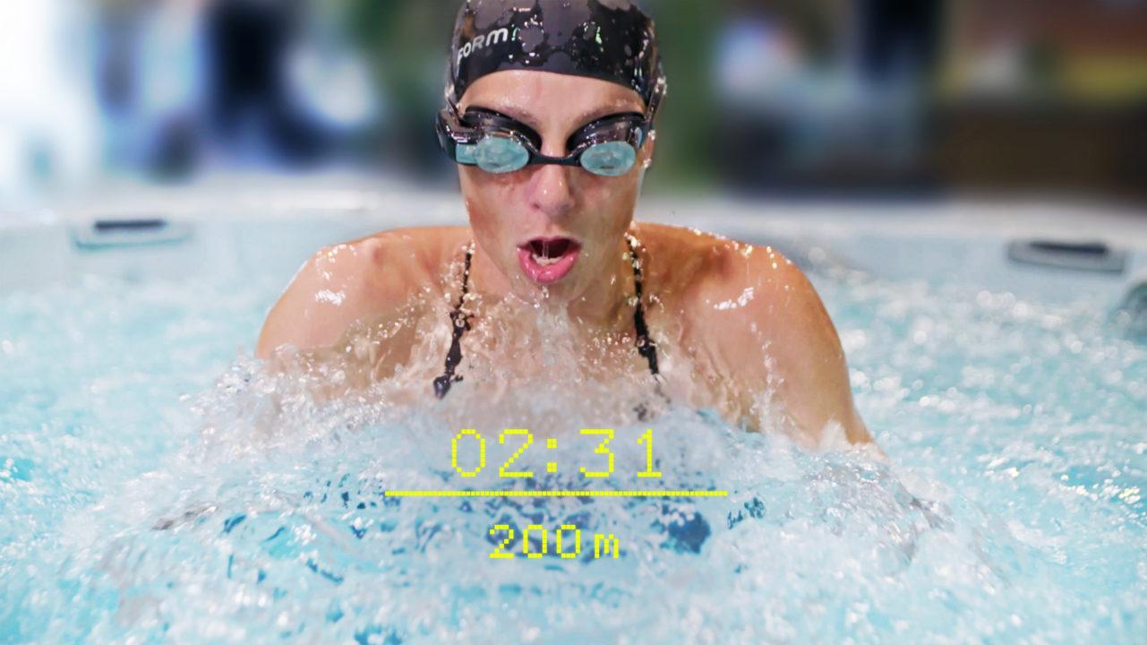 FORM Smart Swim Goggles Now Connect to Leading Swim Spas