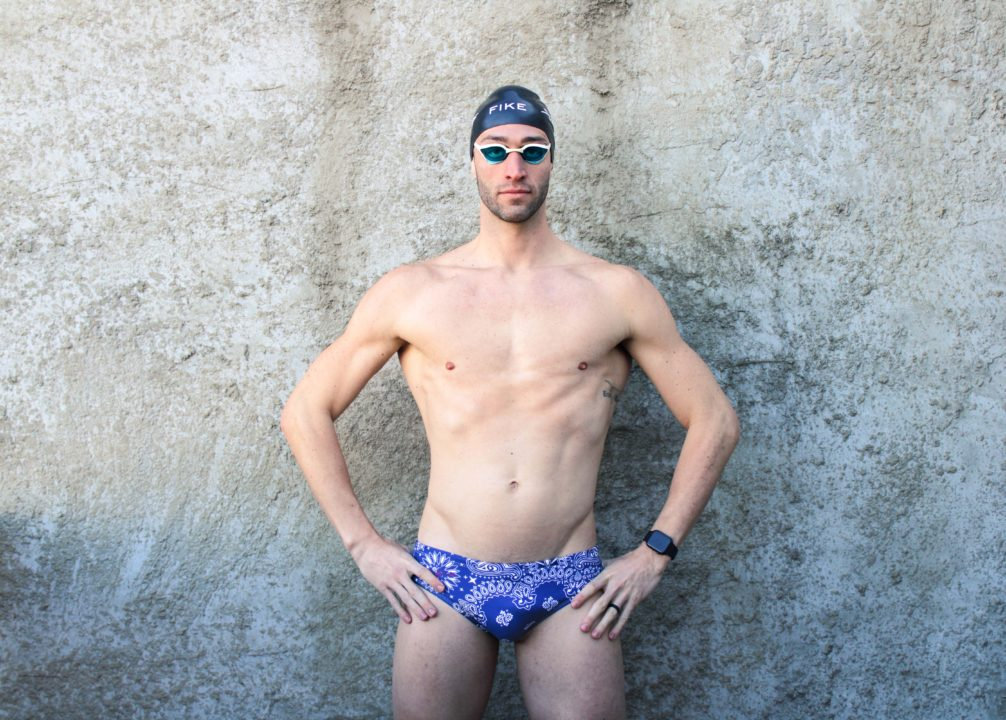 Austin Surhoff Joins Fike Swim, Announces Signature Suit