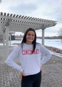 Michigan HS Div. II A-Finalist Meghan Fleury Changes Commitment to Cincinnati
