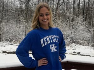 Winter Juniors Qualifier Lucy Reber Sends Verbal Commitment to Kentucky (2022)
