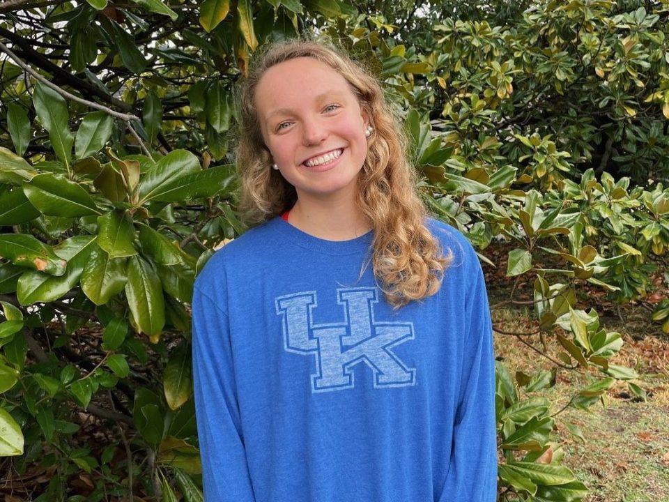 Winter Juniors Qualifier Stella Todd (2022) Makes Verbal Pledge to Kentucky