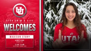 Alaska State Champion Madison Story Signs with Utah Utes