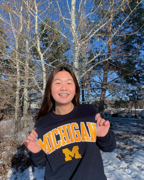 Canadian Christey Liang Adds More Sprint Depth to Michigan Class of 2026