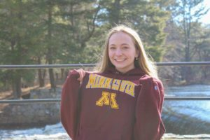 Massachusetts HS DII Champion Ava Yablonski Verbals to Minnesota (2022)