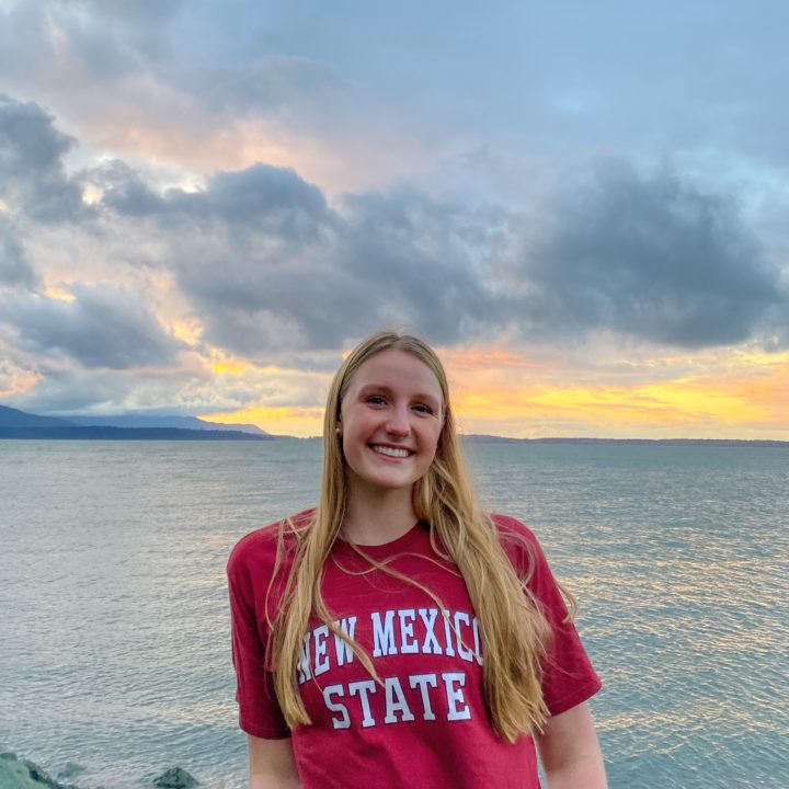 New Mexico State Receives Verbal from 2019 Futures Qualifier Bella Cratsenberg